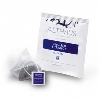 Althaus English Superior Schwarzer Tee