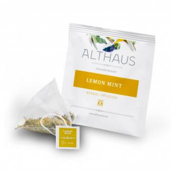 Althaus Lemon Mint Kräuter Tee