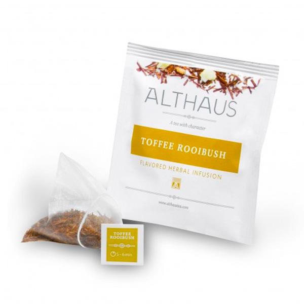 Althaus Toffee Roibosh Kräutertee