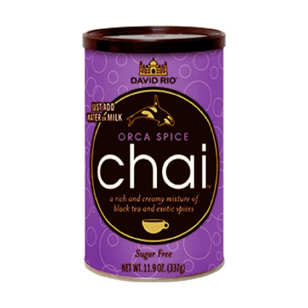 David Rio Orca Spice zuckerfrei Chai
