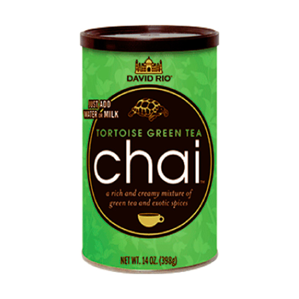 David Rio Tortoise Green Chai