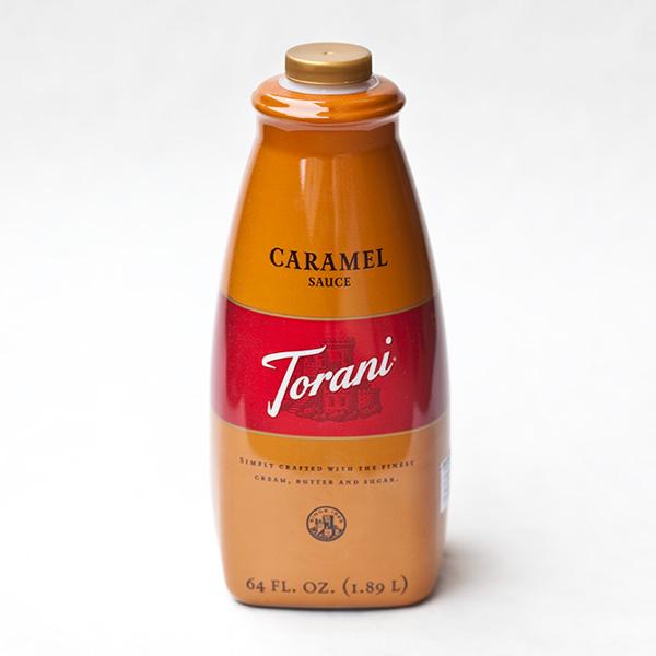 Torani Caramelsauce