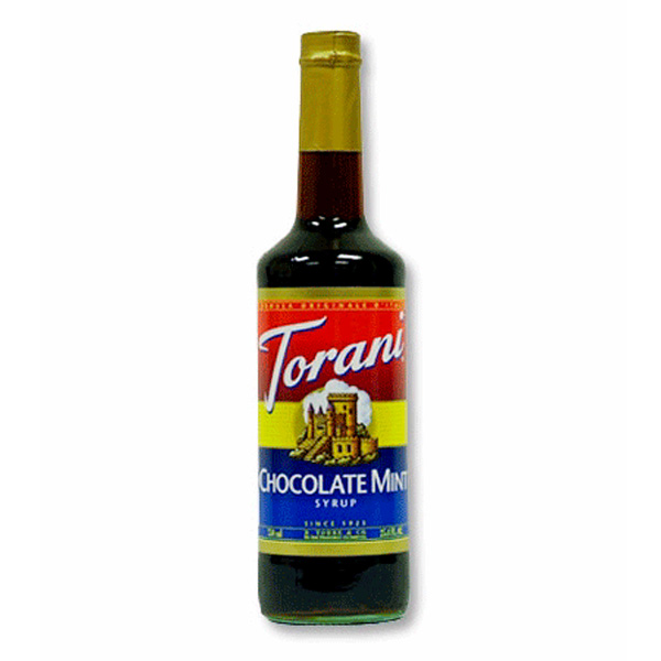 Torani Flavor Chocolate Mint