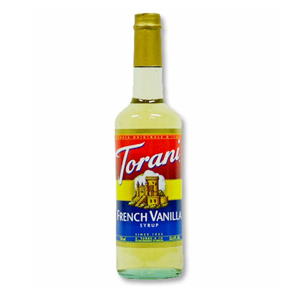 Torani Flavor French Vanilla